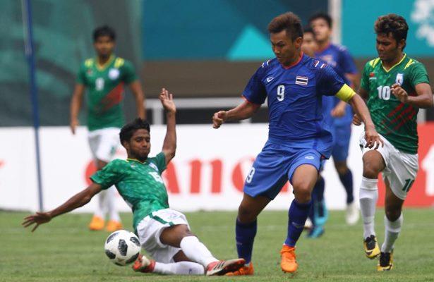 Diễn biến U23 Thái Lan vs U23 Bangladesh (bóng đá nam ASIAD 2018)