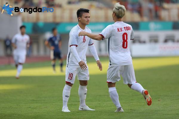 Bảng xếp hạng bảng D ASIAD 2018: U23 Việt Nam nhất tuyệt đối