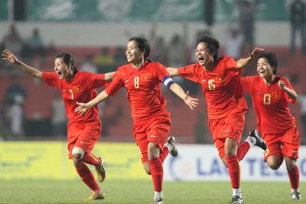 Xem lại Nữ Việt Nam vs Nữ Thái Lan, bóng đá nữ ASIAD 2018