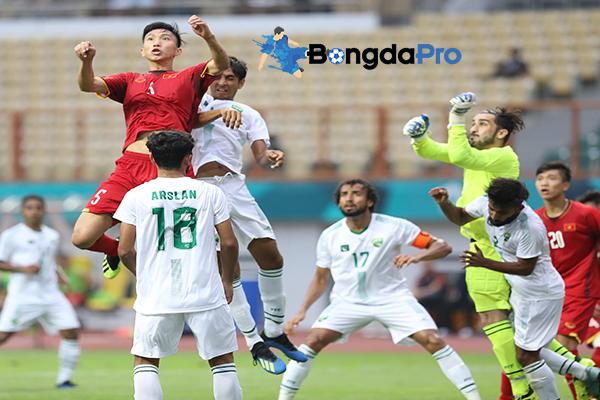 Lịch thi đấu bóng đá ASIAD 2018: U23 Việt Nam vs U23 Bahrain