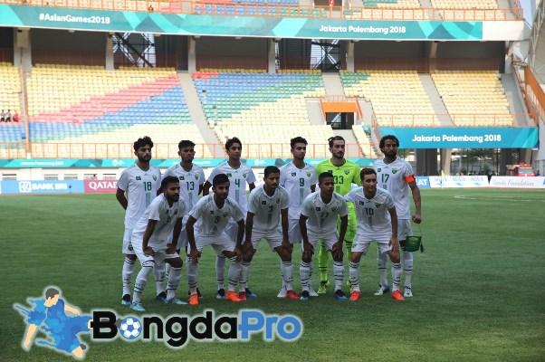 Kết quả U23 Pakistan vs U23 Nepal: 2-1 (FT)