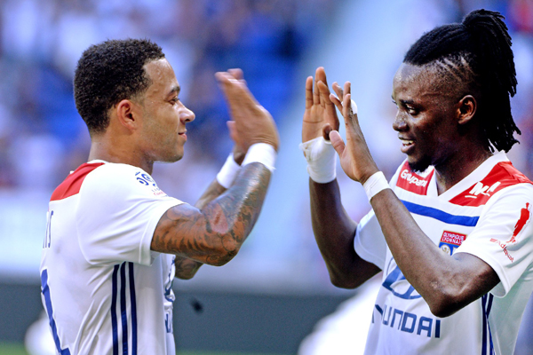 Danh sách cầu thủ Lyon mùa giải 2018/19