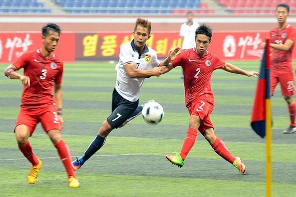 Kết quả U23 Đài Loan vs U23 Lào (FT 0-2): U23 Lào giành chiến thắng danh dự