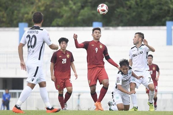Bóng đá nam ASIAD 2018: Bị loại từ vòng bảng, U23 Thái Lan lỡ hẹn U23 Việt Nam