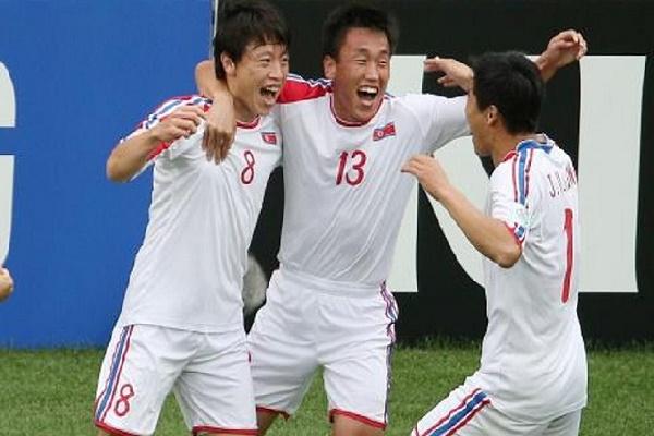 Diễn biến U23 Triều Tiên vs U23 Ả Rập Xê Út (bóng đá nam ASIAD 2018)