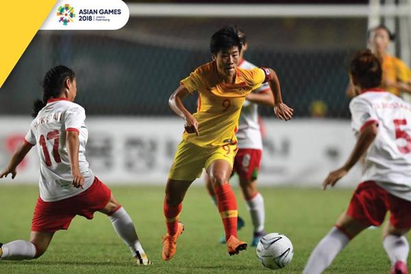 Lịch thi đấu bóng đá ASIAD hôm nay (22/8): Nữ Triều Tiên vs Nữ Trung Quốc