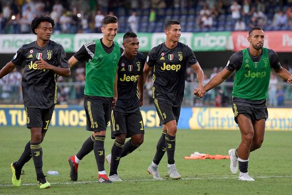 Xem trực tiếp Juventus đá Serie A ở đâu?