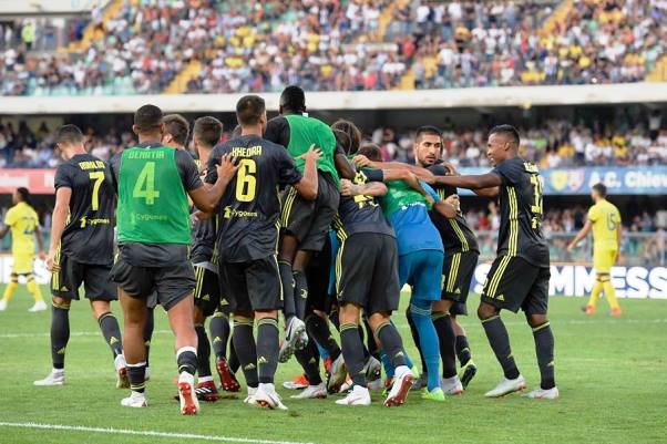 Trực tiếp bóng đá Ý (Serie A) 2018/19 trên kênh nào?