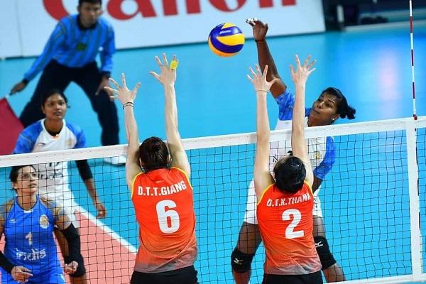 Kết quả bóng chuyền nữ Việt Nam 2-3 nữ Đài Loan (13-25, 25-19, 19-25, 25-16, 11-15): Thua set 5 đáng tiếc