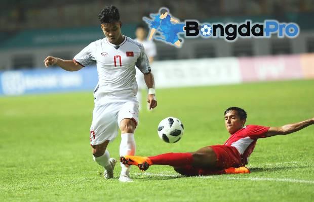 Lịch phát sóng U23 Việt Nam vs U23 Bahrain trên VTC