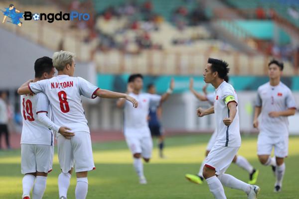 Kênh chiếu U23 Việt Nam vs U23 Bahrain (Vòng 1/8 ASIAD 2018)