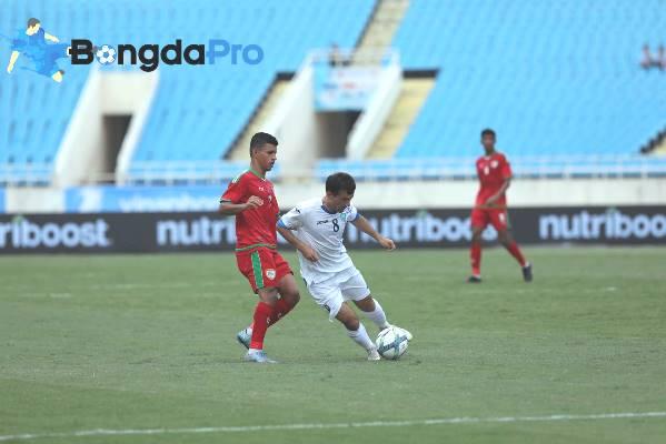 Kết quả ASIAD 2018: U23 Palestine vs U23 Syria (KT, 0-1)