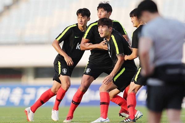 Kết quả U23 Iran vs U23 Hàn Quốc, 19h30 ngày 23/8