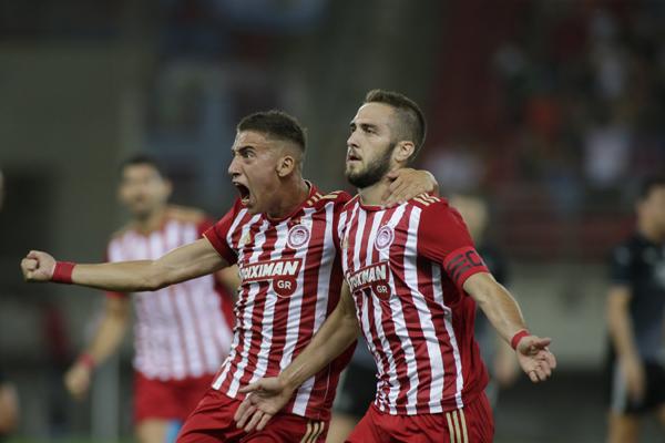 Kết quả bóng đá hôm nay (24/8): Olympiakos Piraeus 3-1 Burnley