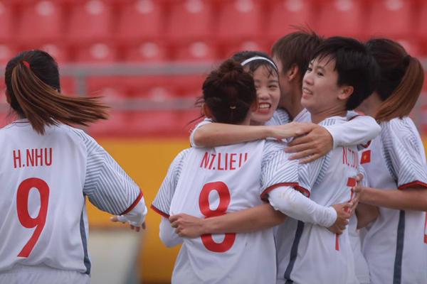 Kết quả  Nữ Việt Nam vs Nữ Đài Loan, 19h30 ngày 24/8