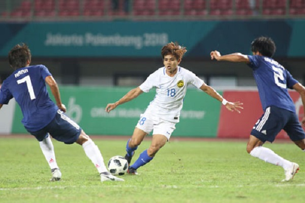 Kết quả U23 Malaysia vs U23 Nhật Bản (FT: 0-1): U23 Nhật Bản tiễn Malaysia rời ASIAD