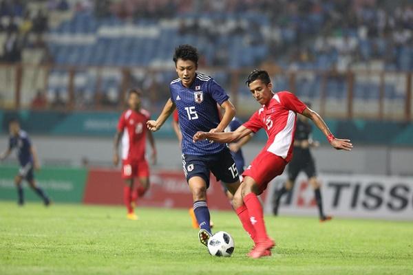 Diễn biến U23 Malaysia vs U23 Nhật Bản (bóng đá nam ASIAD 2018)