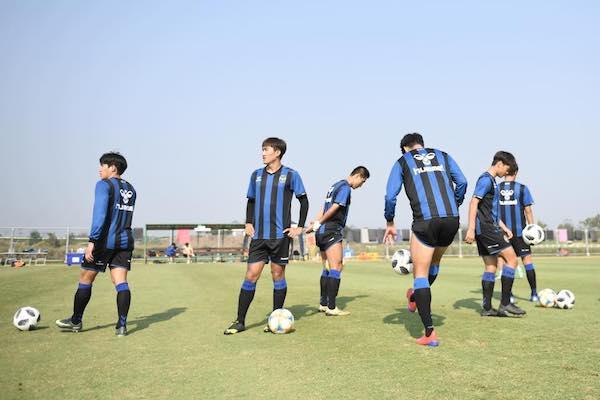 Incheon United 3-2 Asan Mugunghwa: Công Phượng không thi đấu