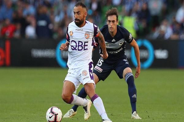 Perth Glory 4-0 Brisbane Roar: Chiến thắng ngọt ngào