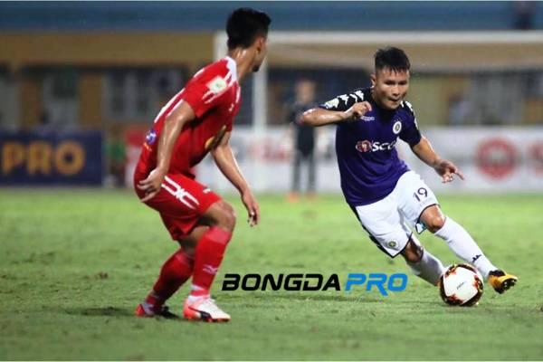 Lịch thi đấu vòng 1 V-League 2019: Hà Nội FC vs Than Quảng Ninh
