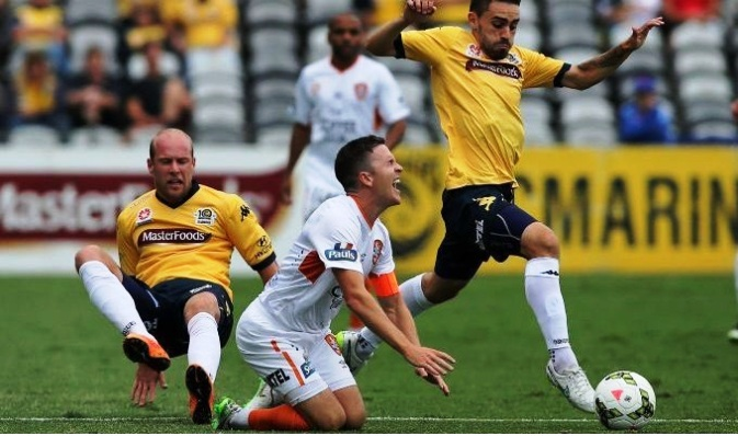 Kết quả Central Coast Mariners vs Brisbane Roar (FT 3-5): Đại bại sân nhà