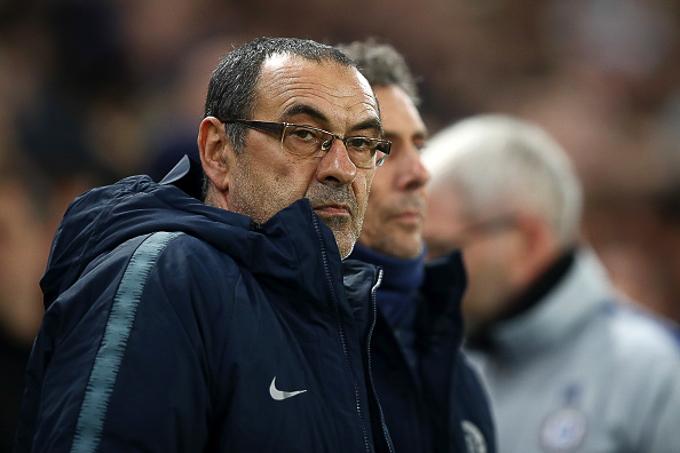 Sarri sẽ rời Chelsea về Italia vào Hè 2019?