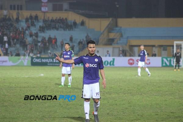 Lịch thi đấu V.League 2019 hôm nay 23/2: Hà Nội FC vs Than Quảng Ninh