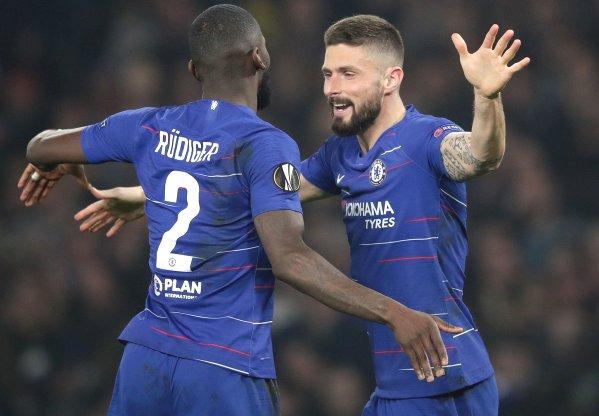 Lịch thi đấu vòng 1/8 Europa League: Chelsea vs Dynamo Kiev