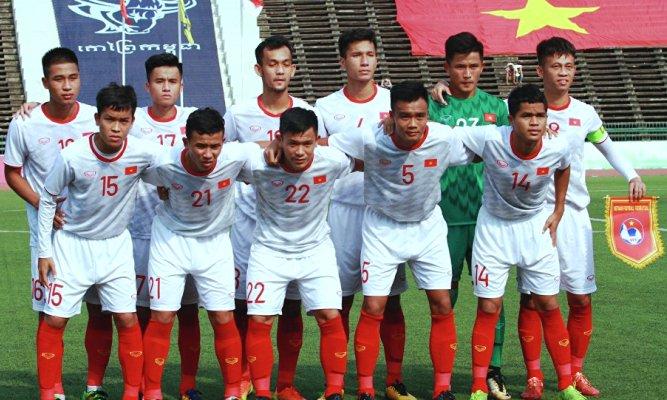 Lịch thi đấu U22 Đông Nam Á hôm nay 26/2: U22 Việt Nam vs U22 Campuchia
