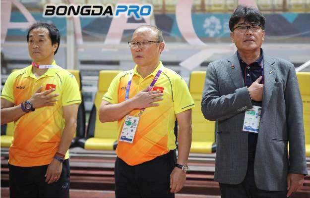 Nuôi mộng tại vòng loại World Cup 2022, HLV Park Hang-seo lập kế hoạch B cho SEA Games