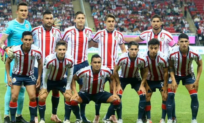 Chivas Guadalajara 2-1 Atletico San Luis: Chiến thắng nhẹ nhàng