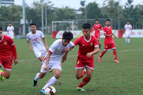 U19 Viettel 2-0 U19 Hà Nội: Chiến thắng bất ngờ