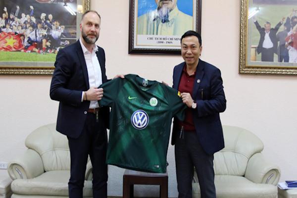 U22 Việt Nam đá giao hữu với cựu vương Bundesliga - Wolfsburg?