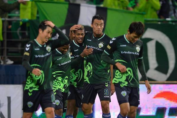 Jeonbuk Motors 1-1 Daegu: Đương kim vô địch bế tắc