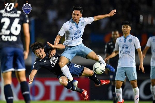 Kết quả Suphanburi 0-0 Buriran United: Xuân Trường mờ nhạt
