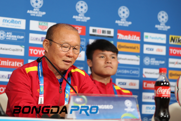 Vòng loại U23 châu Á: Thầy Park gặp khó với U22 Việt Nam khi sắp tập trung