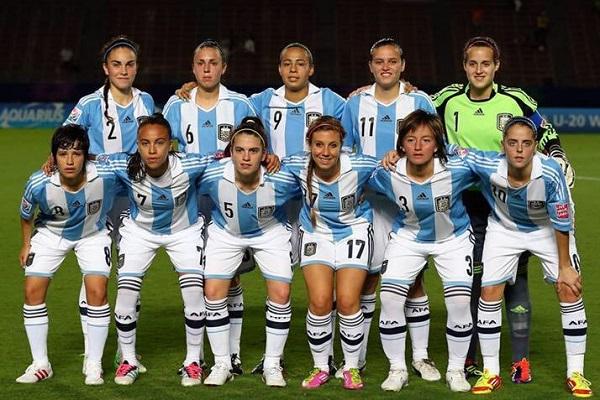 Kết quả Nữ Argentina 0-2 Nữ New Zealand: Albiceleste tiếp tục bại trận