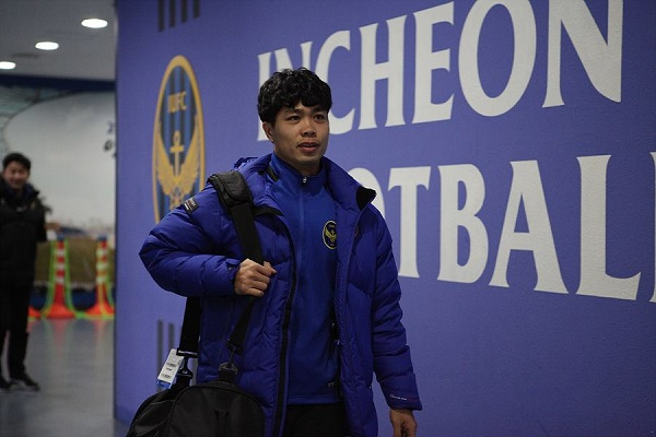 Incheon United vs Yonsei University (FT: 8-0): Công Phượng lập hat-trick