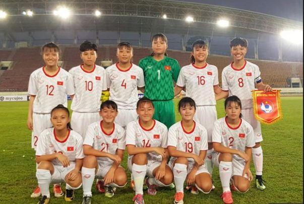 Kết quả U16 nữ Việt Nam vs U16 nữ Australia (FT 0-1): Phút cuối định mệnh