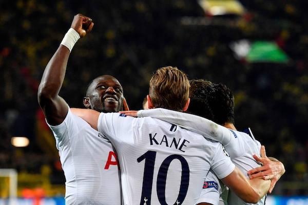 Dortmund 0-1 Tottenham: Chẳng có bất ngờ
