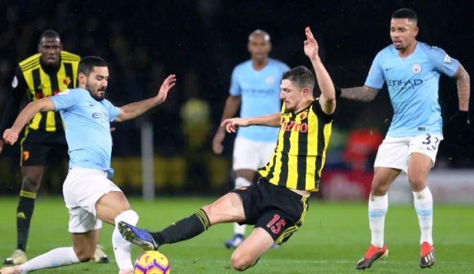 Lịch thi đấu bóng đá Anh hôm nay (9/3): Man City vs Watford