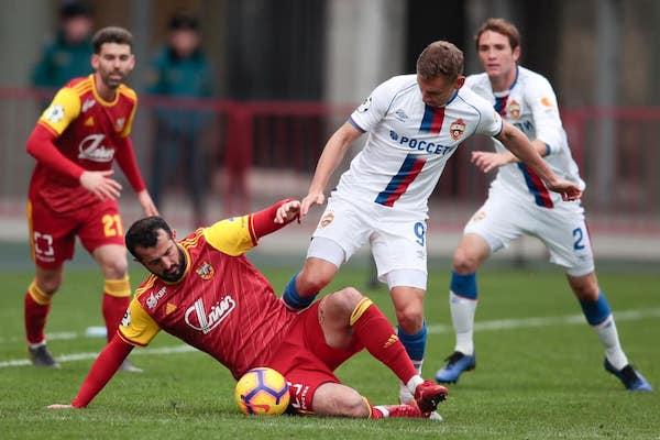 U21 CSKA Moscow 3-0 U21 Rubin Kazan: Không còn lối thoát
