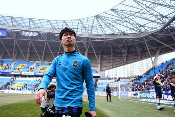 Incheon United vs Gyeongnam: Công Phượng tự tin trước vòng 2 K-League