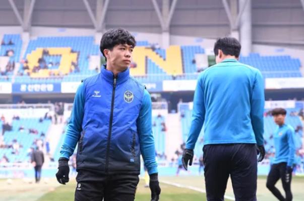 Xem trực tiếp Incheon United vs Gyeongnam (12h, 9/3): Công Phượng ra sân?