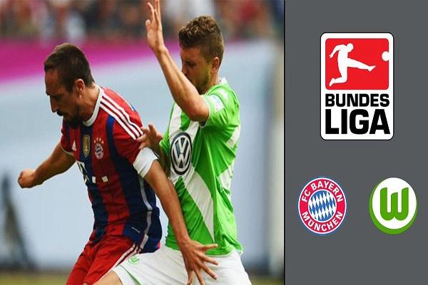 Bayern Munich vs Wolfsburg  (21h30, 9/3): Những thông tin không thể bỏ lỡ