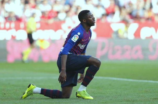 Barcelona đón hung tin trước thềm đại chiến Lyon ở Champions League