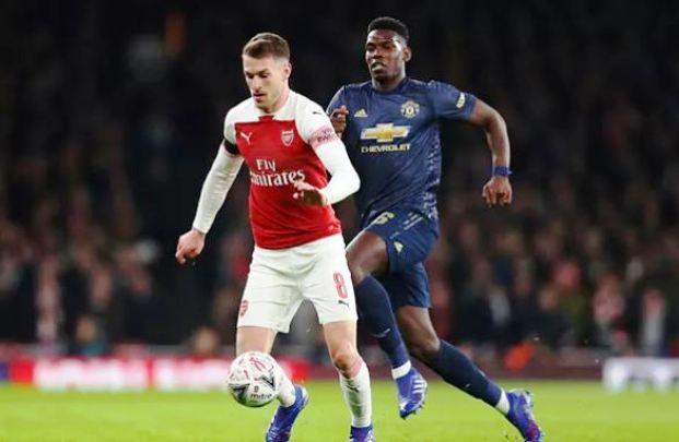 Đội hình dự kiến Arsenal vs MU: Martial trở lại