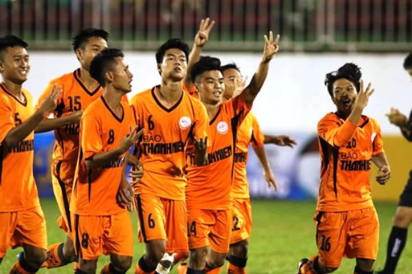 Kết quả U19 HAGL vs U19 SHB Đà Nẵng (FT 1-2): Thầy trò Graechen trước nguy cơ bị loại
