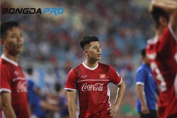 Vòng loại U23 châu Á 2020: Đình Trọng nhận trọng trách đặc biệt ở U23 Việt Nam