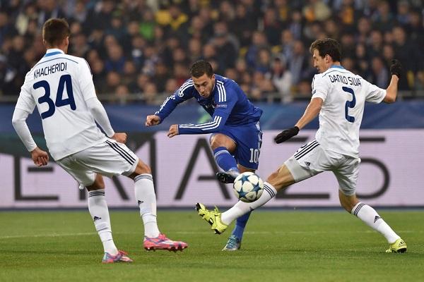 Dynamo Kiev vs Chelsea, 0h55 ngày 15/3: Tứ kết vẫy gọi
